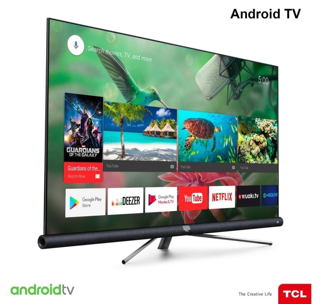 tv sprejemnik tcl 55dc760 led 4k 140 cm android abc nakupi. Black Bedroom Furniture Sets. Home Design Ideas